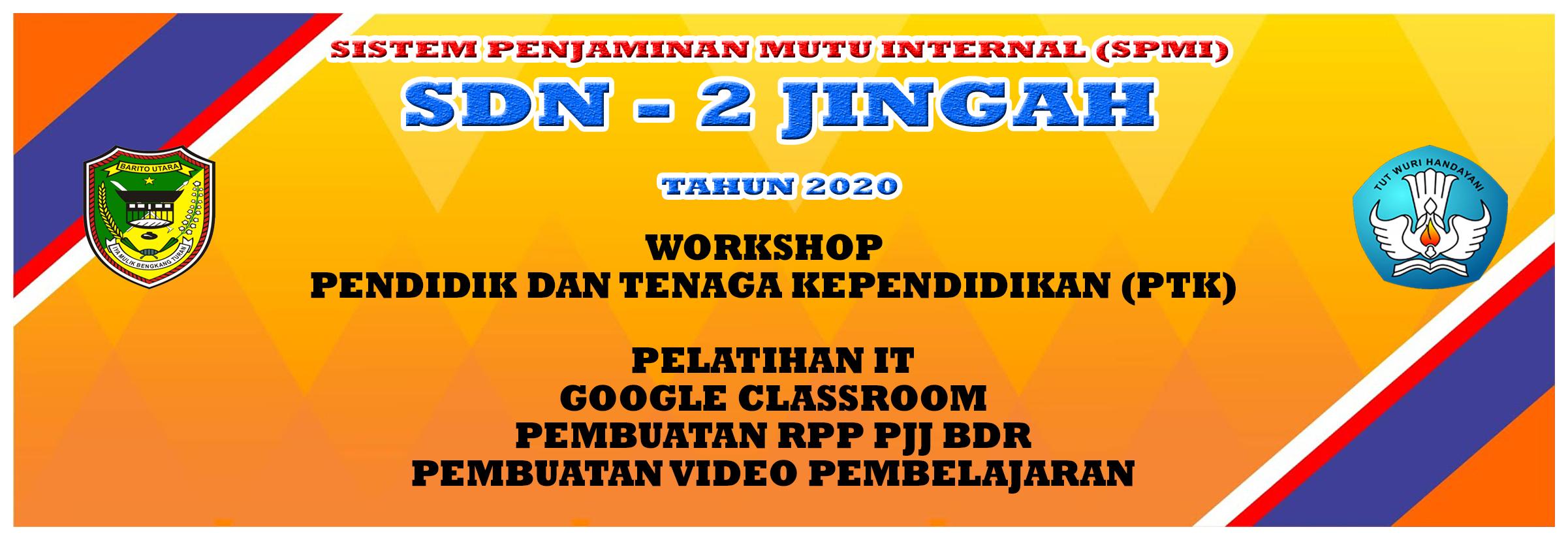Workshop SPMI Tahun 2020