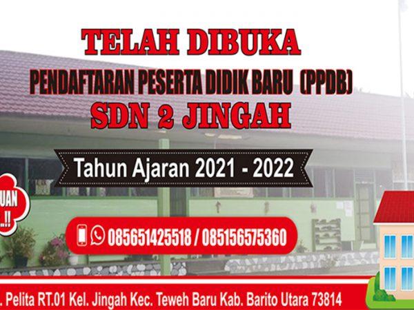 Pendaftaran Daftar Siswa Baru Tahun 2021/2022